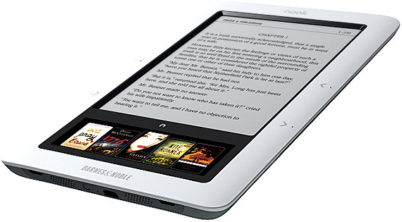 Microsoft alleges that Barnes & Nobles use of Android in its Nook line infringes on its patents.