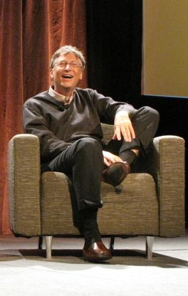 Bill Gates (GeekWire photo)