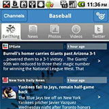 Everything Baseball Screen