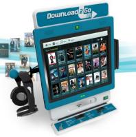 MOD's kiosk technology