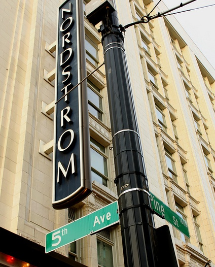 Seattle Nordstrom (Photo: Prayitno0