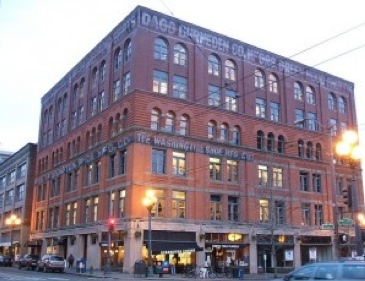 Zynga's new home at the Washington Shoe Building (Keith Tyler photo)