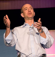 Bezos (Photo via Wikipedia)