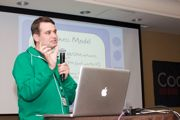 Greg Gottesman at Startup Weekend
