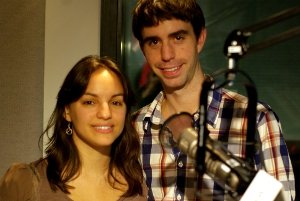 Monica Guzman Preston and Jason Preston