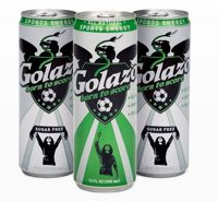Golazo sports drink