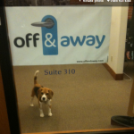 I'd be intimated going into the Off & Away HQ to meet Duncan. Would you?