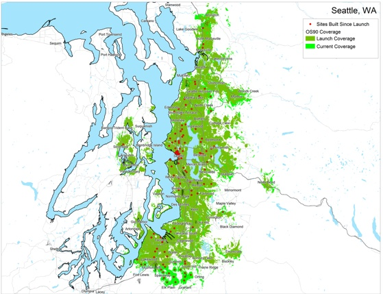 Clearwire touts 4G network expansion in Seattle area – GeekWire on