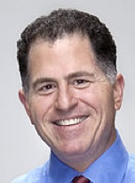 Michael Dell (Wikipedia photo)