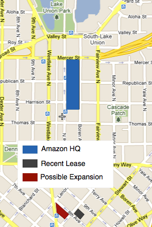Amazon Eyes New Seattle Tower For Even More Growth Geekwire