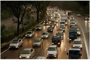 Traffic jam (epSos.de photo)