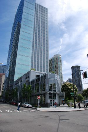 New Building On Th West Seattle