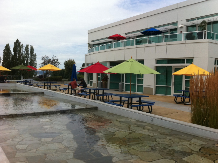 Google's Kirkland campus