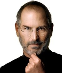 The late Steve Jobs.