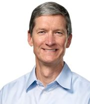 Tim Cook (Credit: Apple)