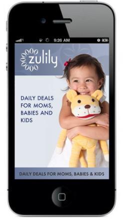 zulily-phone