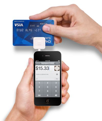 Square lets companies accept credit cards with their mobile devices.