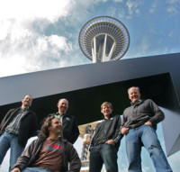 The Bobber Interactive team in Seattle