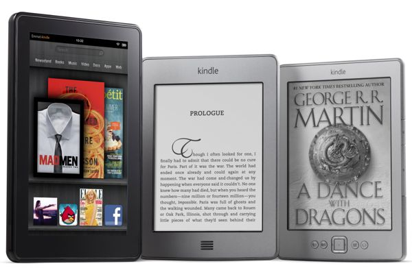 Kindle Touch, Kindle Fire and a new era for Amazon com