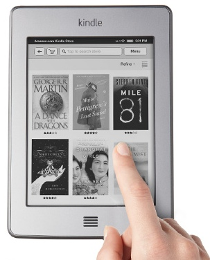 (2013 and 2015), kindle (2014), and kindle voyage (2014) in the next few