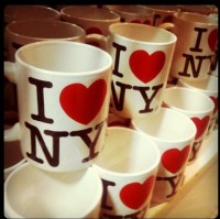 New York mugs