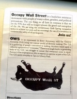 occupyfliers