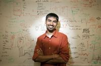 The UW's Shwetak Patel, co-founder of SNUPI