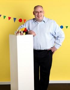 CEO Darrell Cavens