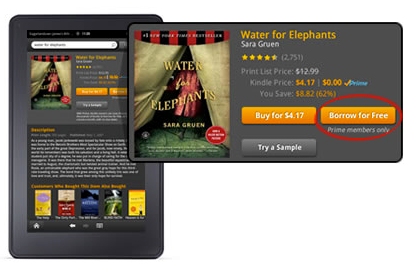 how to shop for kindle book on ipad