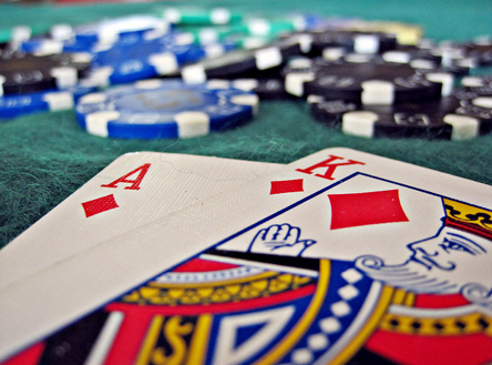 Could Internet gambling become a reality? Photo: Images of Money