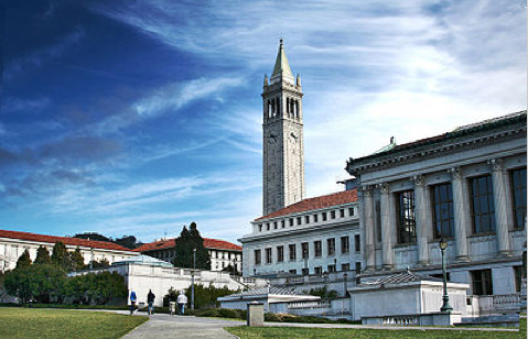 University of California-Berkeley. Wikipedia Photo
