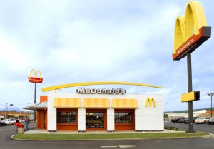 Photo via McDonald's