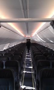 Inside Alaska Airlines New Boeing Sky Interior Geekwire