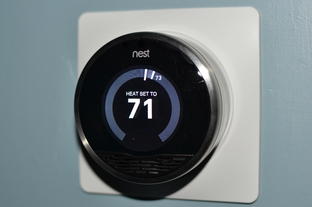 Review hands on with nest a thermostat from the future - Nest learning thermostat ...