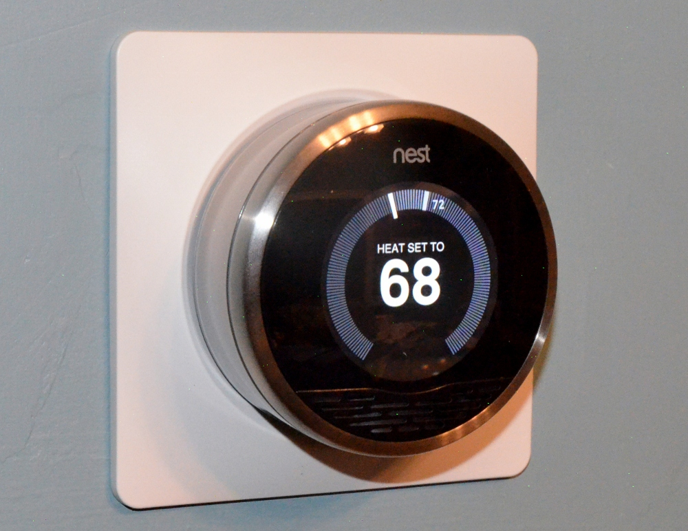 review hands on with nest a thermostat from the future