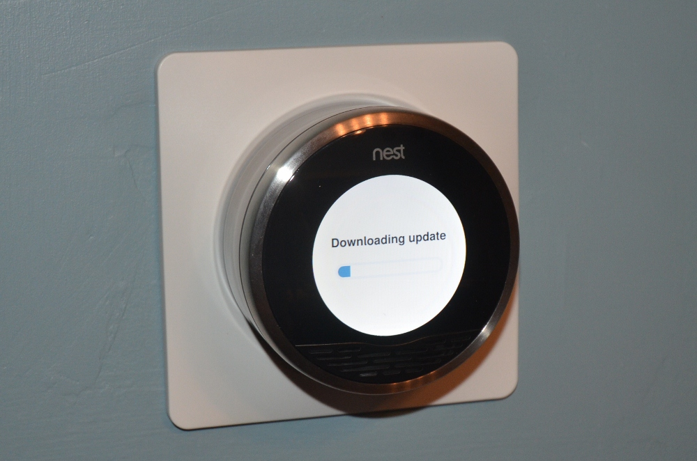 Nest updating