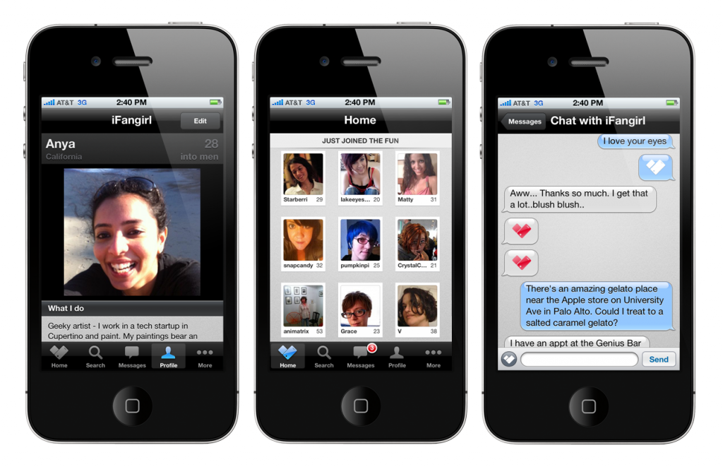 dating apps iphone singapore service We've checked out the latest apps offering no strings attached sex in your free for iphone users a chat service means you don't have to give out your.