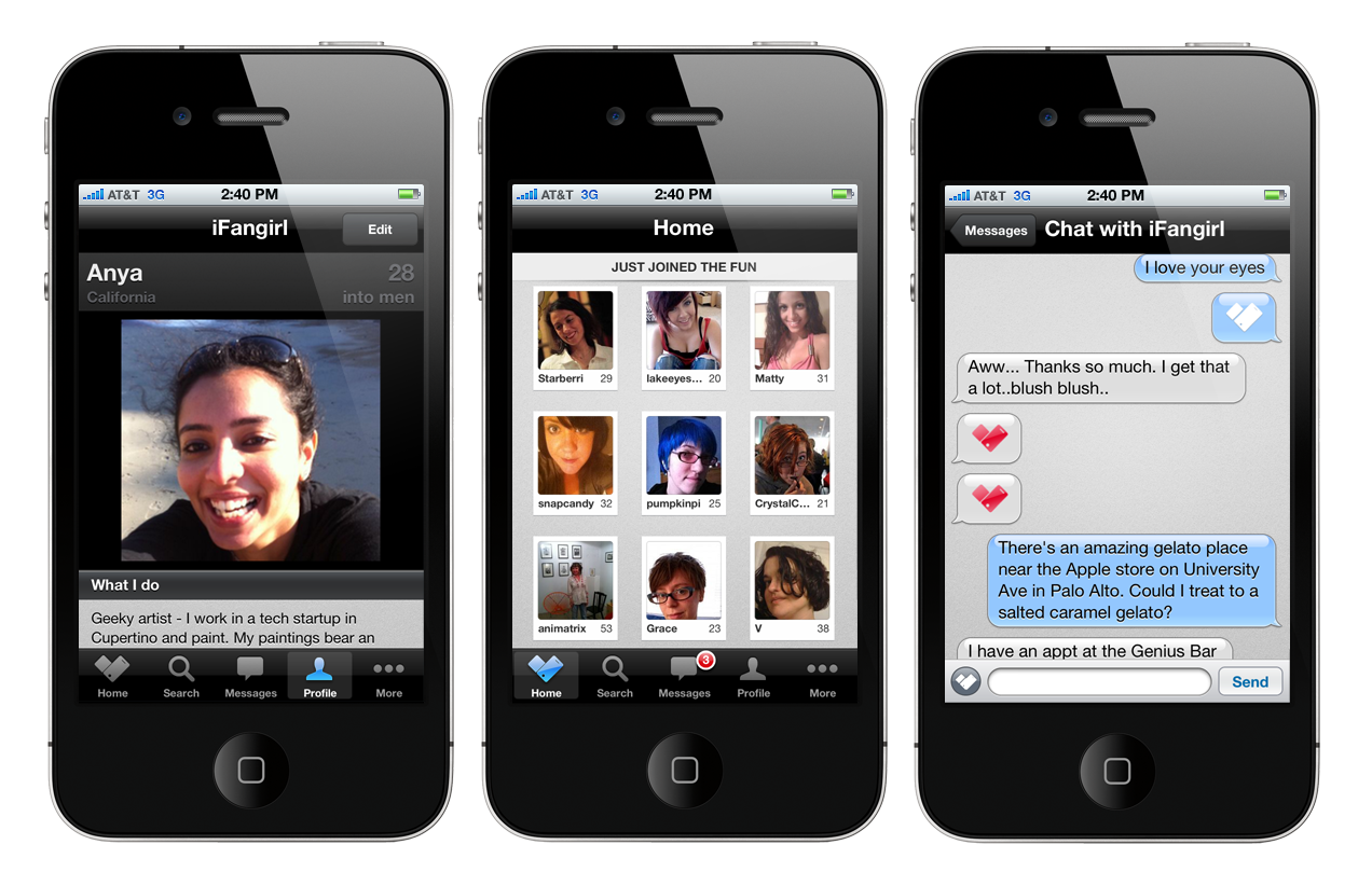 Top dating apps for iphone
