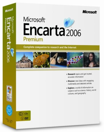 A day without Wikipedia? Um, try these Encarta CD-ROMs ...Snowflake Ipo