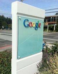 At Google's Kirkland office.