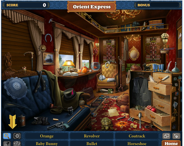 The Secret Sauce Behind Zynga S First Hidden Object Game Geekwire
