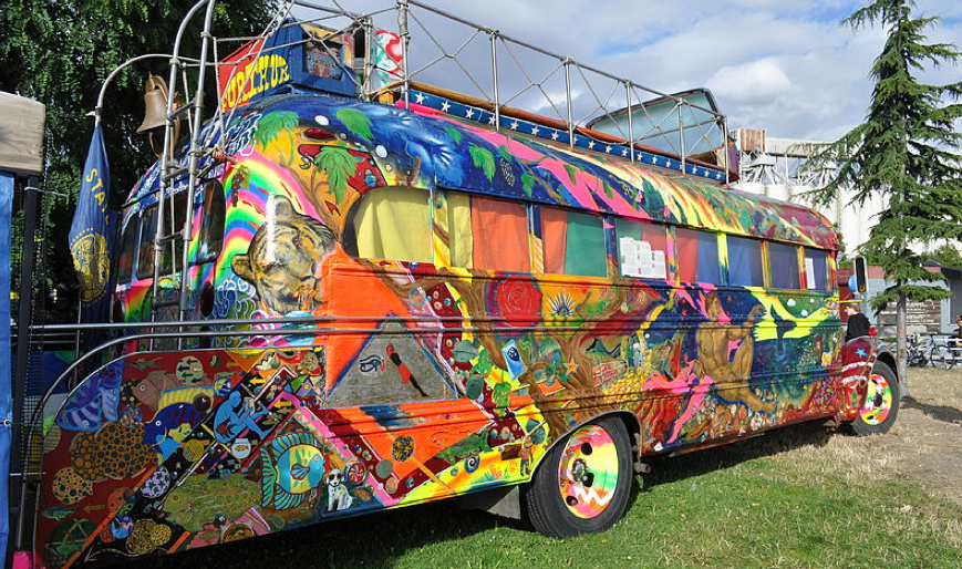 Magical Mystery Tour Ken Kesey S