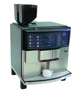 Concordia's X6 espresso machine