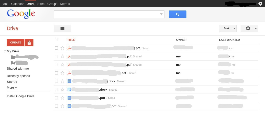 Запуск Google Drive уже в апреле?