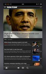 USA Today Kindle Fire