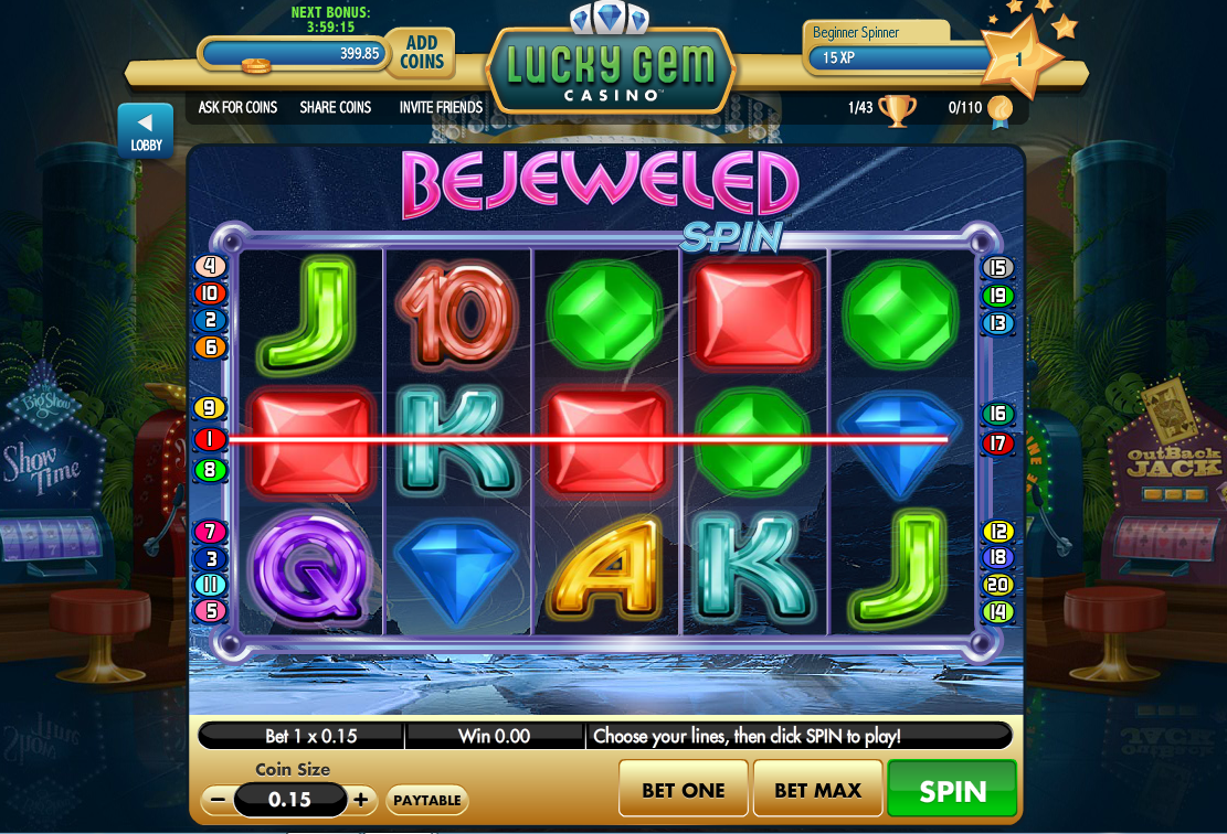 aliens slot machine wins on gemstones meanings