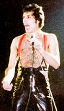 Freddie Mercury. Wikipedia photo