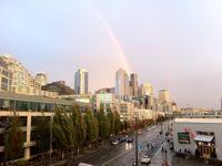Seattle rainbow