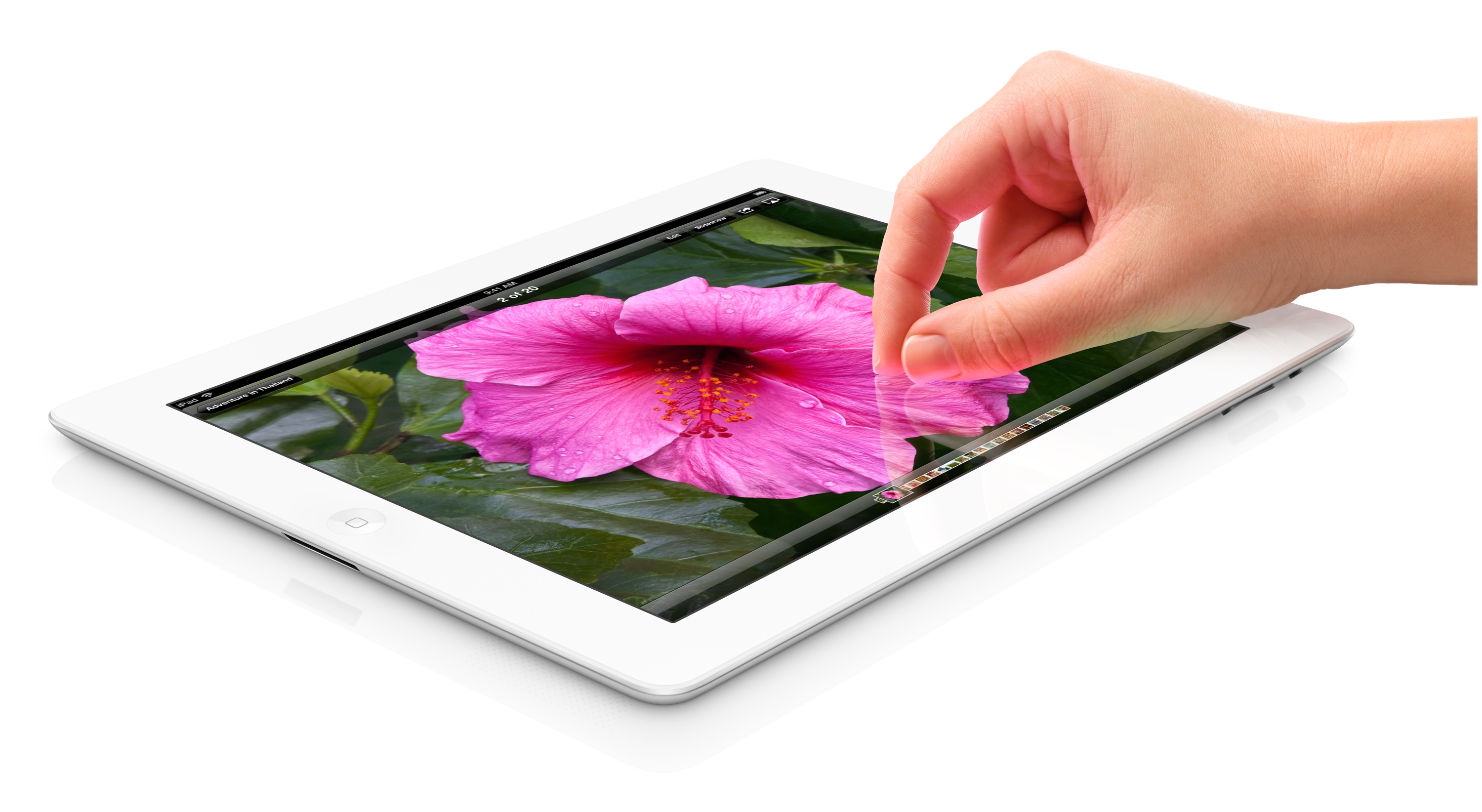 New iPad: First impressions, and 5 locally grown apps to try – GeekWire