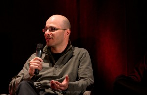 Former iLike president and Microsoft exec Hadi Partovi at the 2012 GeekWire Summit. (Karen Ducey photo)
